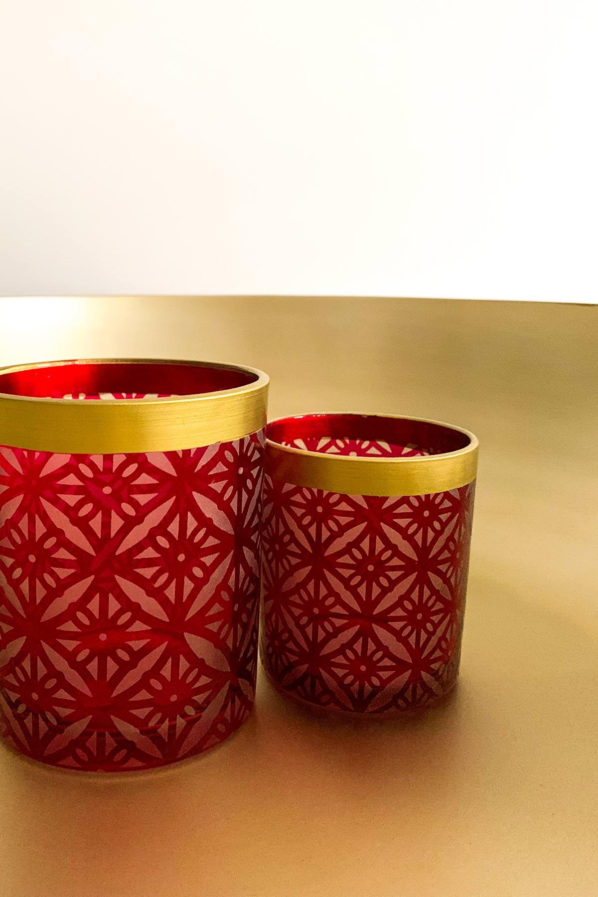 Orientalischer Teelichthalter-Set Orienta