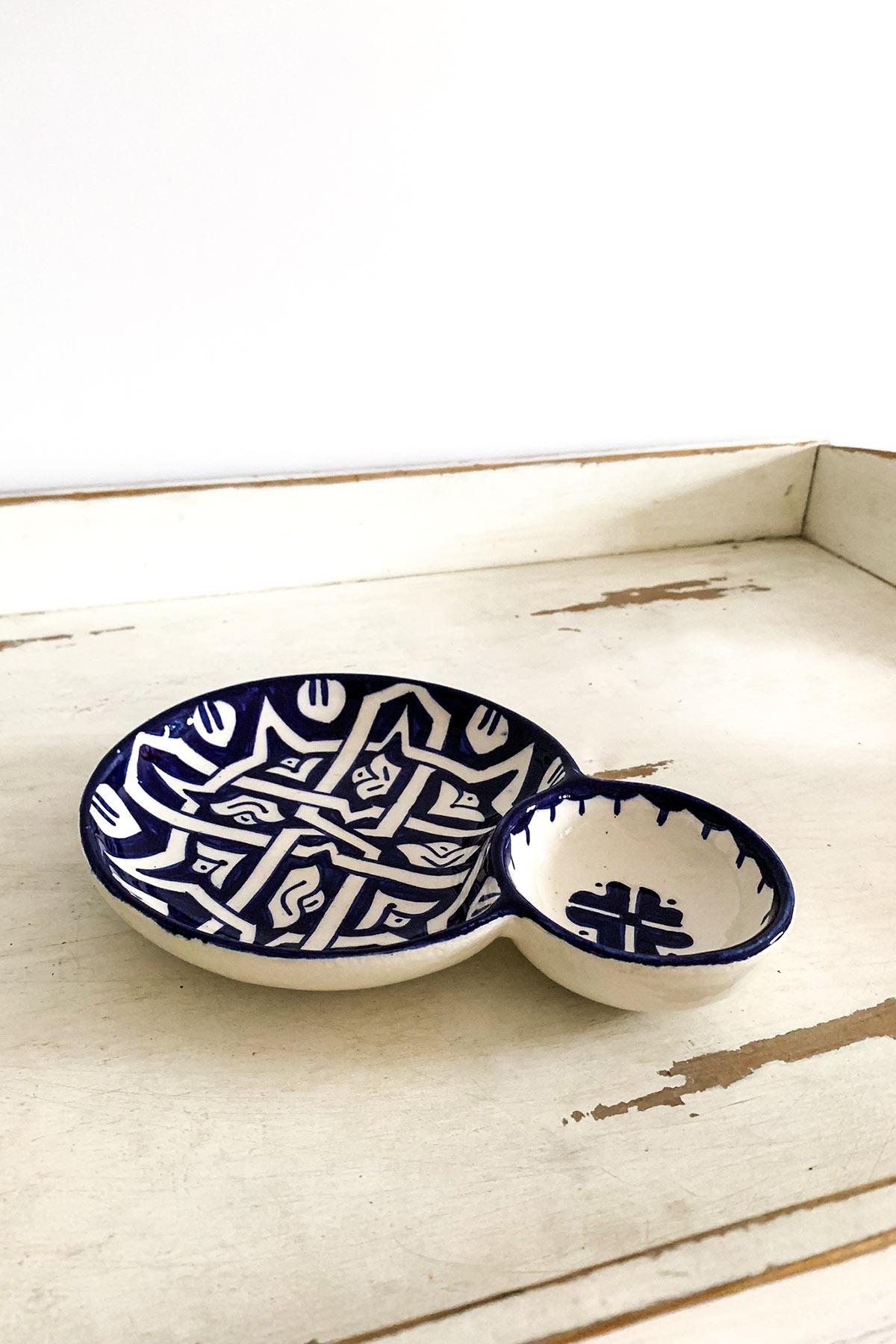 Orientalische Oliven-Schale Olivia