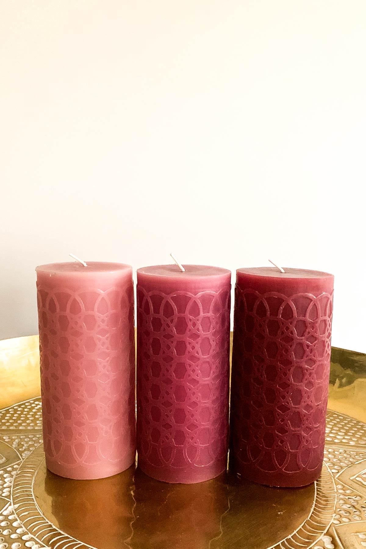 Kerzen-Set_Alhambra_15cm