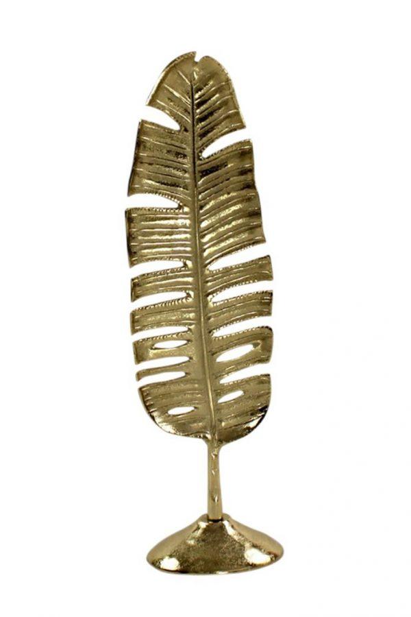 Palmenblatt Golden Leaf
