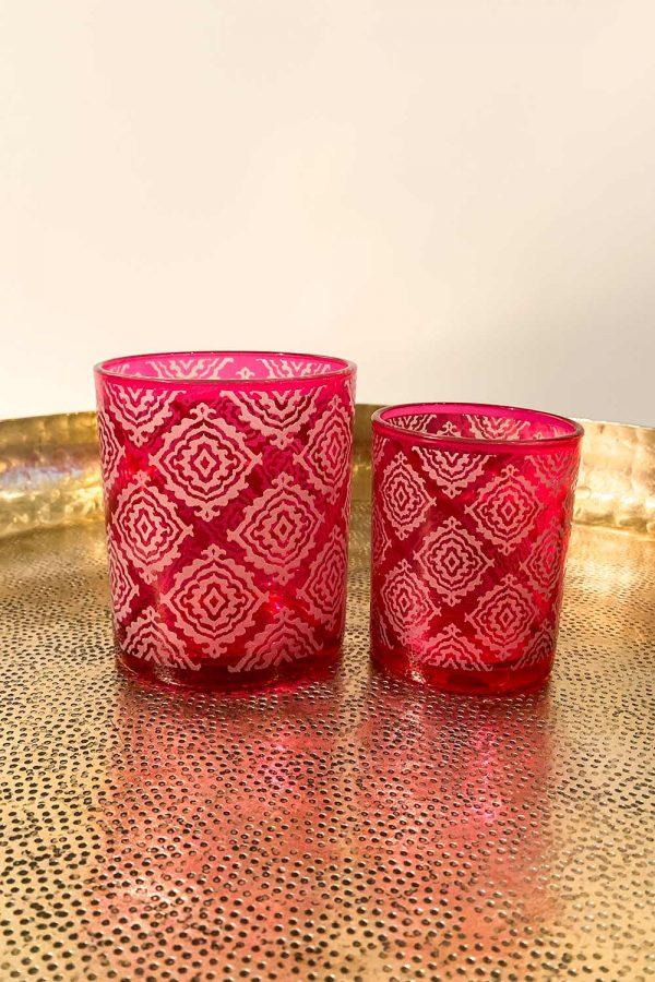 Orientalisches Teehalter-Set Deena Var. 2